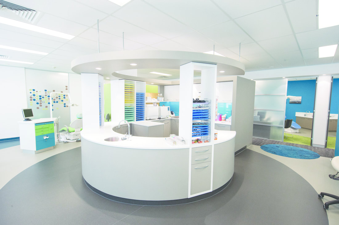 Levitch Design Australia | The Bachmayer Orthodontic Clinic