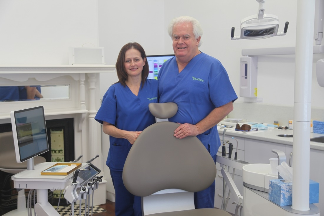 Renae Alford and John Collins Dentists